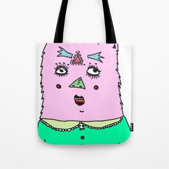 gato magico Tote Bag