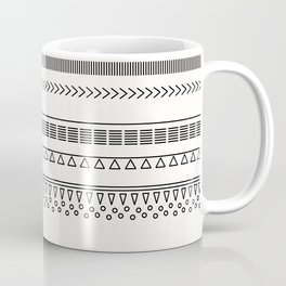 Tribal Pattern of Balondo Coffee Mug