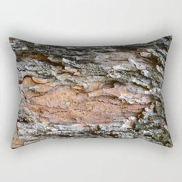 Southern bark Rectangular Pillow