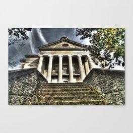 Halls of Justice Canvas Print