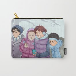 Seijoh Winter Tale Carry-All Pouch
