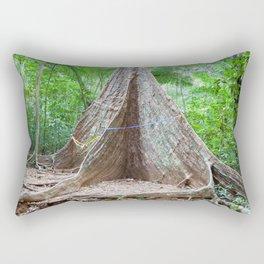 Giant tree Rectangular Pillow
