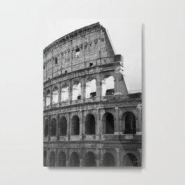 Coliseo Romano Metal Print
