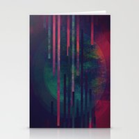 sound Stationery Cards featuring Sound by DuckyB