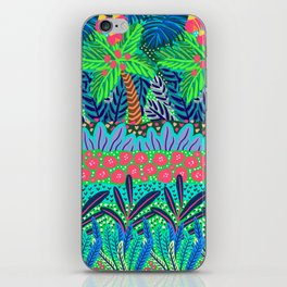 Laia&Jungle III iPhone Skin