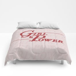 Girl Power Comforters
