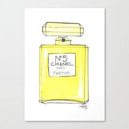 Classic Perfume Leinwanddruck