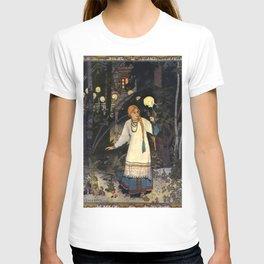 Vivid Retro - Vasilisa T-shirt