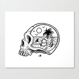 Die-o-rama Canvas Print