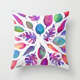 All the Colors of Nature - Ultra Throw Pillow