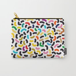 colored worms Carry-All Pouch
