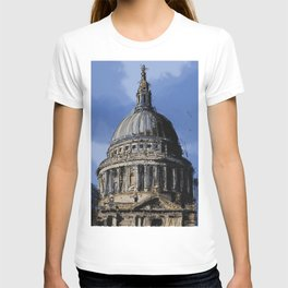 St Paul's Catherdral, London. T-shirt