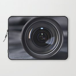 Photo lens front Laptop Sleeve