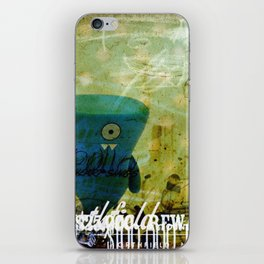 Plushes and monsters #9 iPhone Skin
