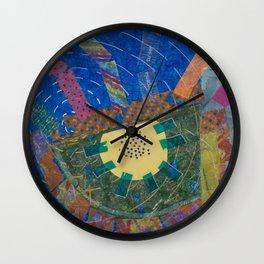 Humanitas 3 Wall Clock