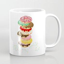 Stack of Donuts Coffee Mug