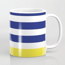 Nautical Neon Coffee Mug