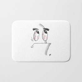 Boogle Face Bath Mat