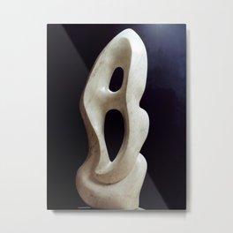 Metaphysical shape by Shimon Drory Metal Print