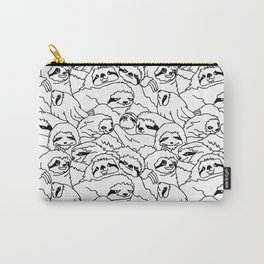 Oh Sloth Carry-All Pouch