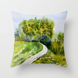 Balade Throw Pillow