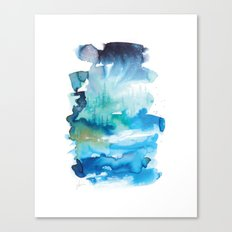 Abstract Landscape 1 Canvas Print
