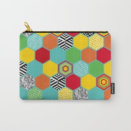 Titi Minin Hex_1 Carry-All Pouch