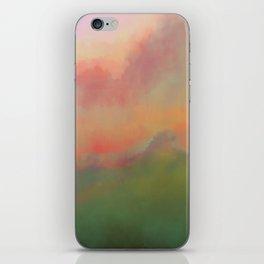 Fiery Morning iPhone Skin