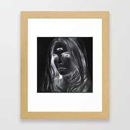 CARA32 Framed Art Print
