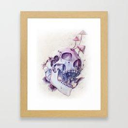 Always was a fungi Framed Art Print