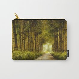 Country Side Road Carry-All Pouch