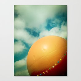 Orange Julep Canvas Print