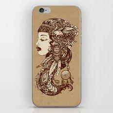 Gypsy Girl iPhone & iPod Skin