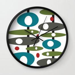 Improv Wall Clock