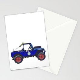 1955 Land Rover - Mavis Stationery Cards