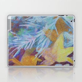 Fall Into Winter Laptop & iPad Skin
