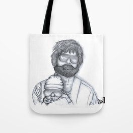 Zach & Baby Tote Bag