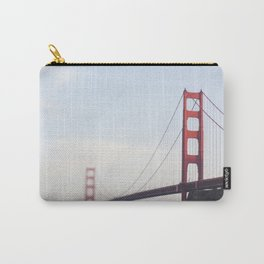 Golden Gate at dusk Carry-All Pouch