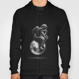 Space Thinker Hoody