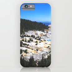 Bumpass Hell Pass Lassen Volcanic National Park iPhone 6s Slim Case