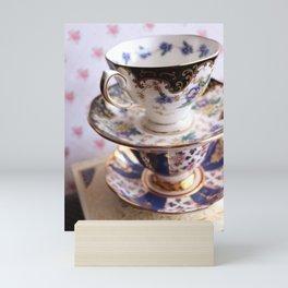 Teacup Duo Mini Art Print