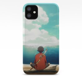 Samurai Champloo Mugen iPhone Case