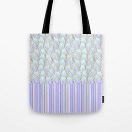 Hyper Fish-scale Tote Bag