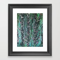 faerie dust Framed Art Print