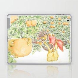 Reaches for Peaches Laptop & iPad Skin