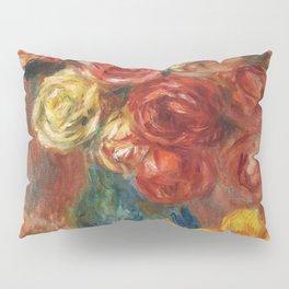 """Auguste Renoir """"Bouquet de fleurs"""" Pillow Sham"""