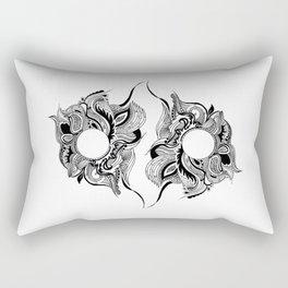 Year Zero Rectangular Pillow