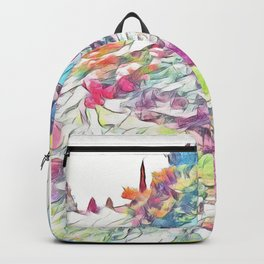 Garden of Colors Backpack