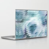 polygon Laptop & iPad Skins featuring Polygon by Boho déco