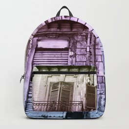 Urban Exploring Sound of Palermo Backpack